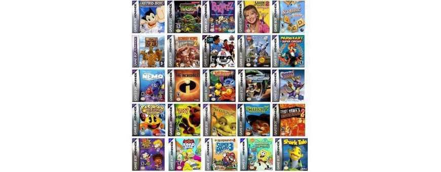 Comprar Video juegos Game Boy Advance