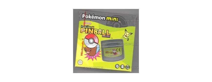 Comprar Video Juegos Pokemon Mini