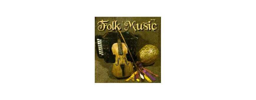 Comprar CD, DVD, Vinilo y Caset de Música Folk