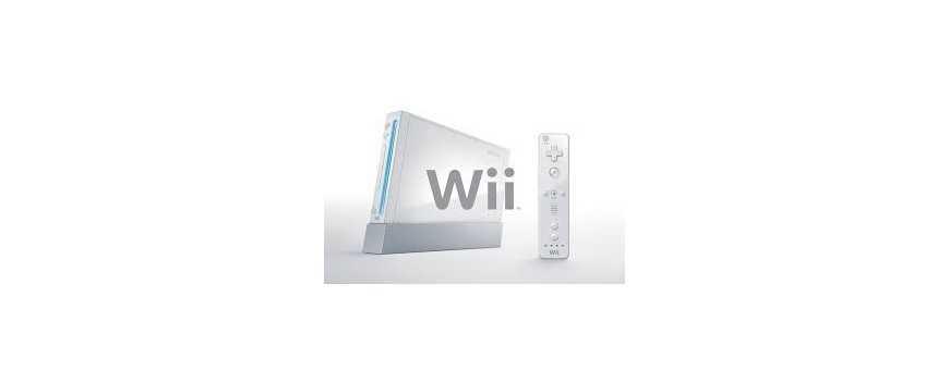 Comprar Video juegos, accesorios y consolas Wii