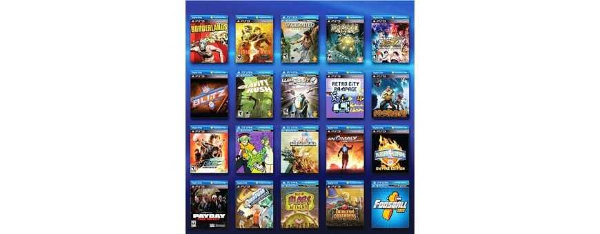 Comprar Video Juegos Playstation 4