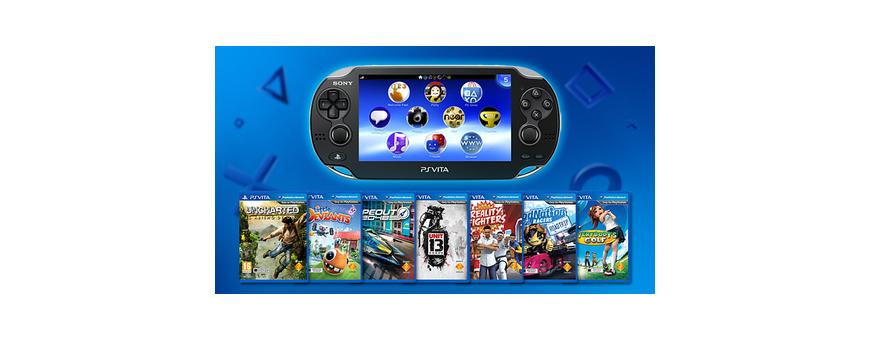Comprar Video Juegos PS Vita