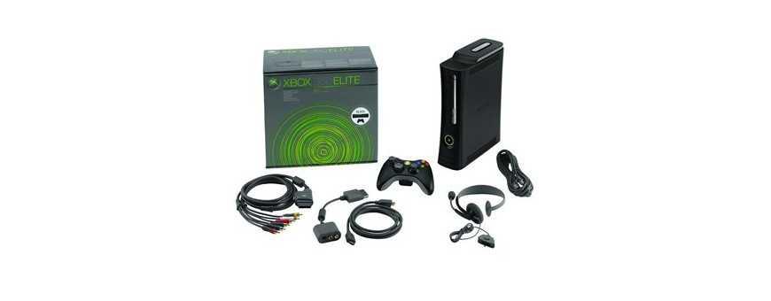 Comprar Accesorios Xbox 360: Mandos, auriculares, cargadores, etc..