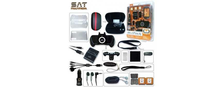 Comprar Accesorios PSP: Fundas, cables, auriculares, etc..