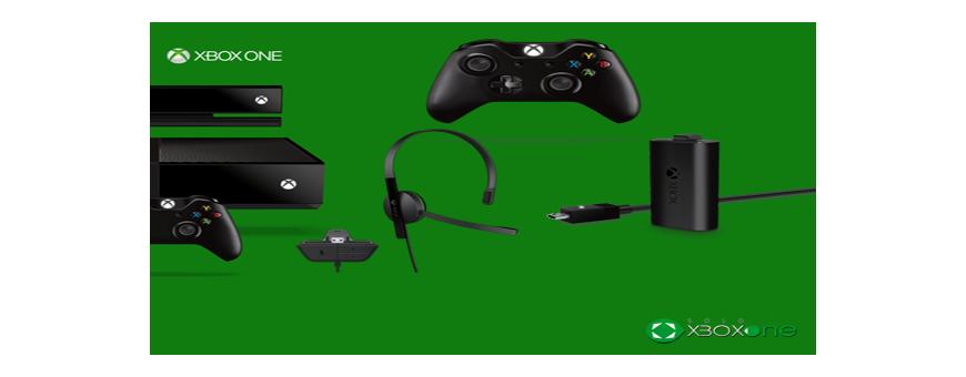 Comprar Accesorios Xbox One: Cargadores, Mandos, auriculares, etc..