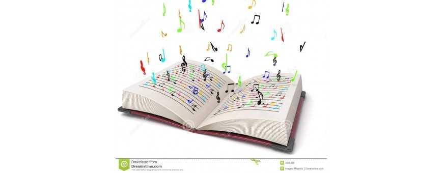 Comprar Libros de Música