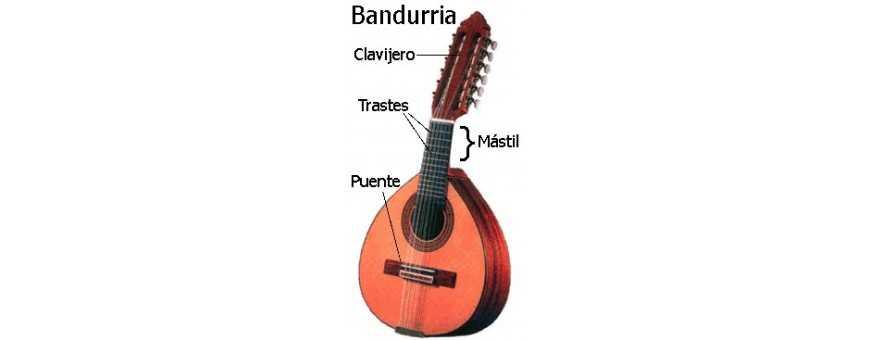 Comprar Bandurrias - Multiocio Tienda de Música