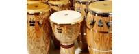 Comprar Percusión Latina: Congas, bongos, Repeniques, Surdos,