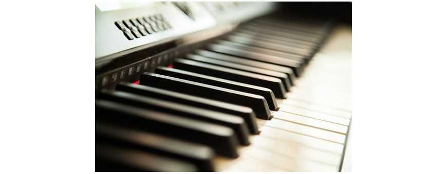 Comprar Comprar Pianos y teclados yamaha, korg, casio