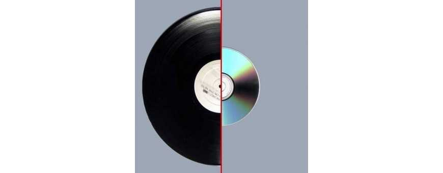 Comprar Música en CD, Vinilo, DVD musicales