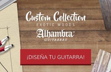 Guitarras clásicas Alhambra